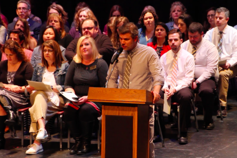 Choice Awards recognizes student, teacher relationships
