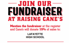 Renaissance works with Raising Cane's for fundraiser