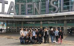 Fashion class travels to New York for sightseeing, career insights