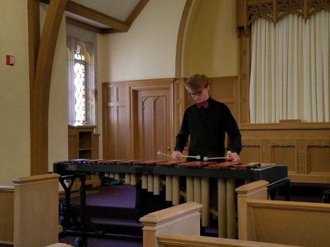 Students display musical skill through solo and ensemble festival