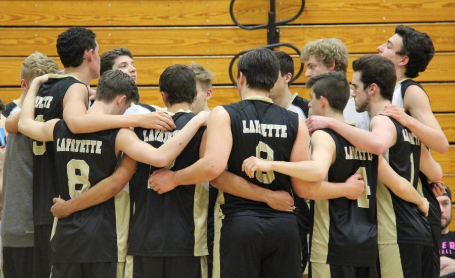 Boys volleyball to compete in State semi-finals
