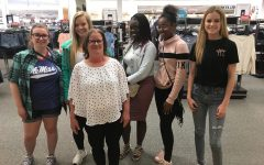 FACS class gives makeover to ROSE award recipient