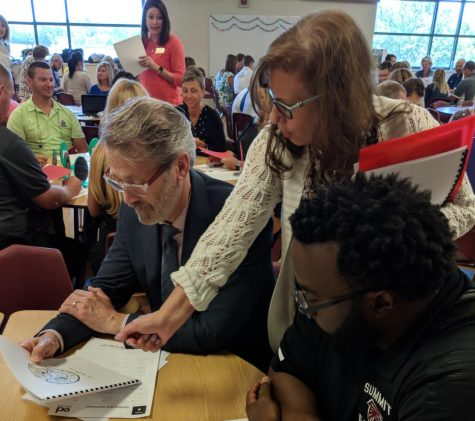 Teachers, administrators undergo dyslexia training to better understand students