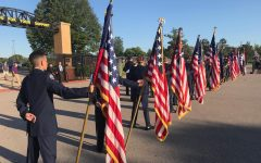 Annual patriotic ceremony honors 9/11 victims