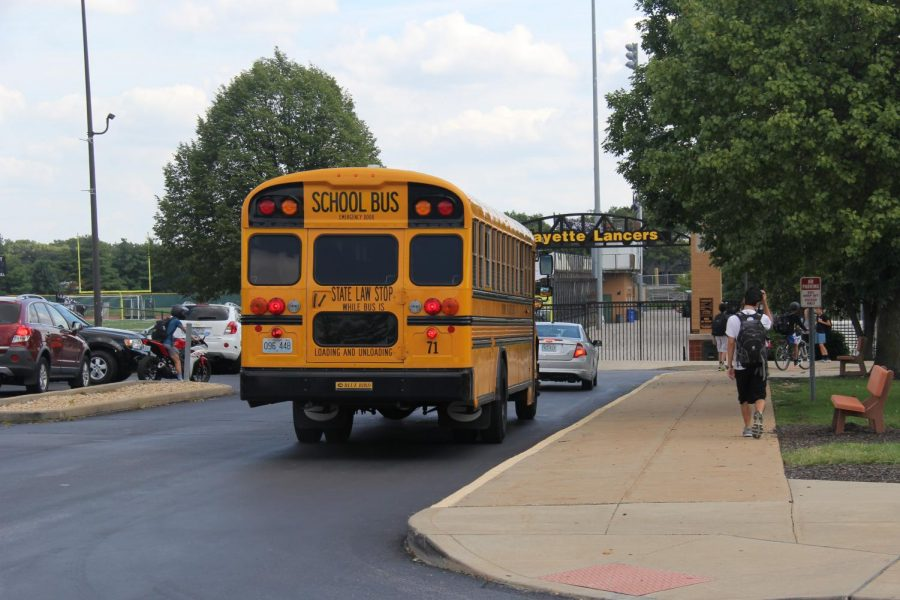 Started on Sept. 5, a 4:30 p.m. activity bus will be available to resident students Monday through Thursday.