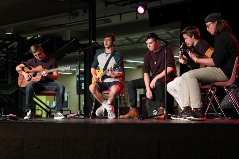 Annual Coffee House show to be held Nov. 7