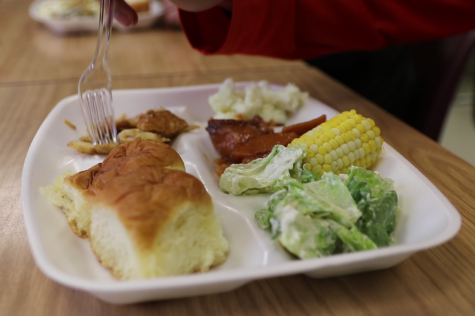 Student Publications staffs bond at annual Thanksgiving Feast
