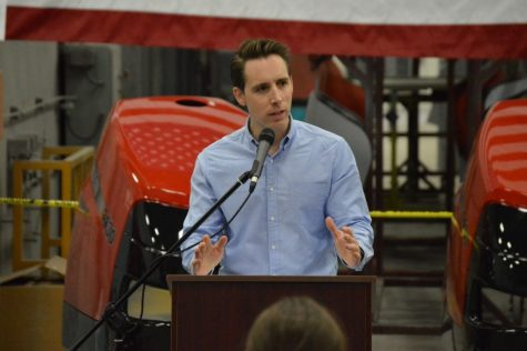 Hawley wins 2018 Missouri Senate race