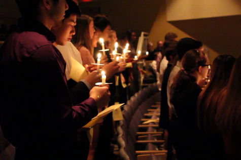 National Honor Society inducts 145 new members