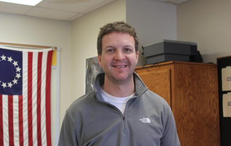 Scott Allen, Social Studies teacher