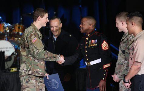 APA 2019: Military Honors