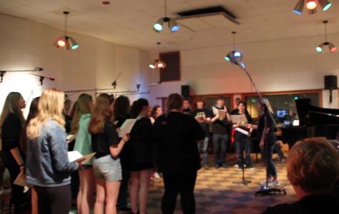 Choir goes to Nashville