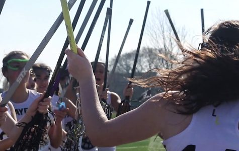 Girls Lacrosse Hype Video