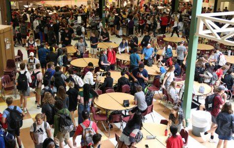 Cafeteria staff manages Flex Time rush