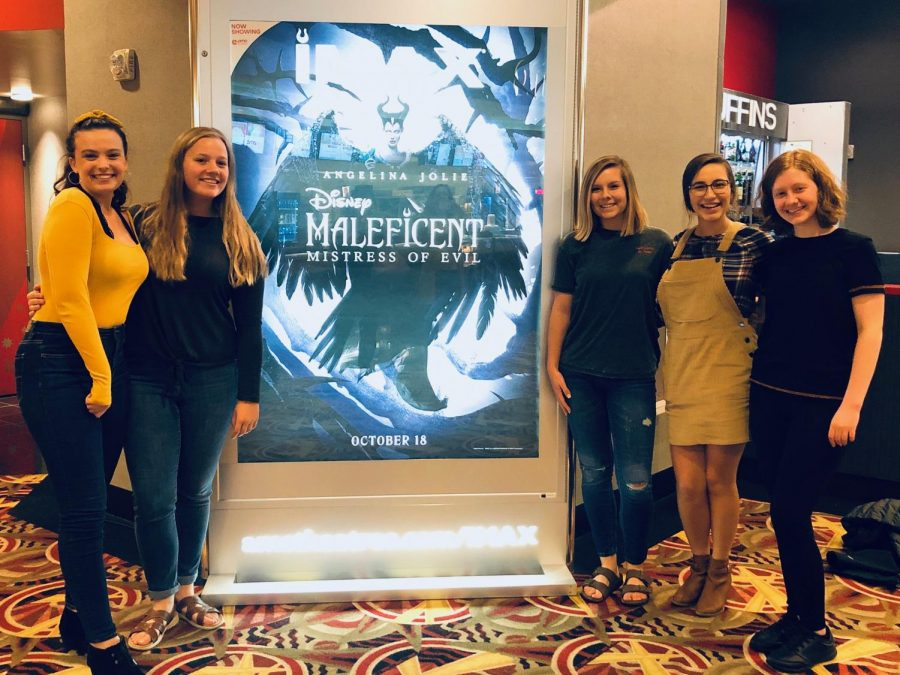 On Oct. 19, 2019, my friends and I saw the 7 p.m. screening of