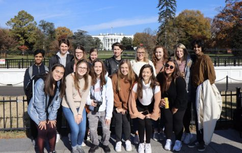 Student Publications students travel to D.C. for National Convention