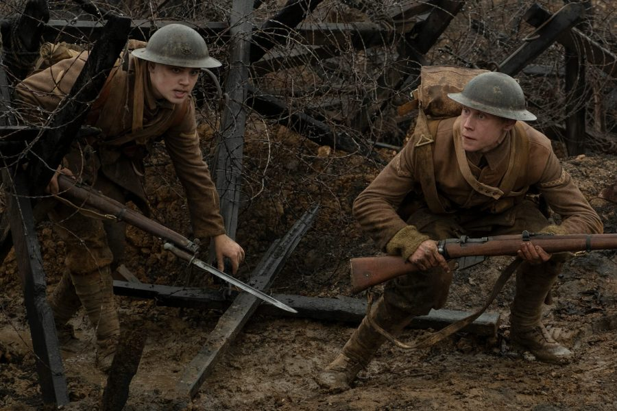 1917 entered limited release on Dec. 25, 2019 in order to be eligible for awards in 2020. The film was released more widely on Jan. 10, 2020. Photo by François Duhamel, courtesy of Universal Pictures.