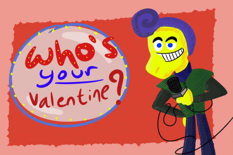 Who will be your Valentine?