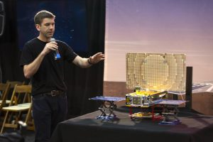 LHS alum at NASA given Engineer of the Year award