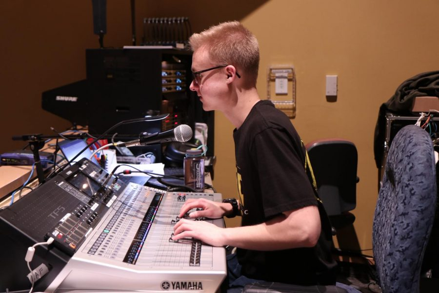 Matt Jones, Sound Designer