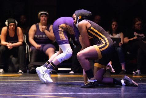 Blackmon finds victory on varsity wrestling as sophomore