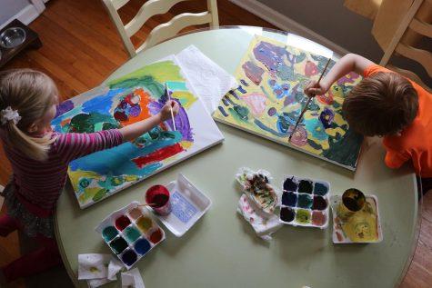Children of photography teacher Meghan O