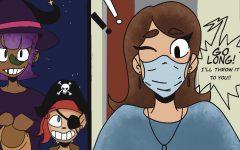 Cartoon: Quarantine-O-Ween
