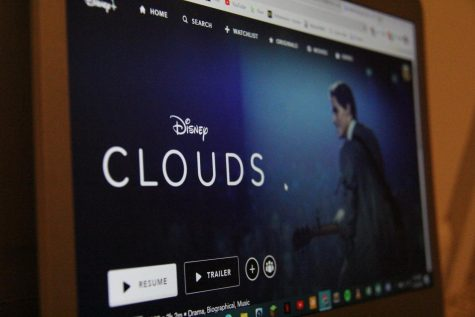 """Clouds"" was released on Disney+ on Oct. 16, 2020. The movie followed the true story of Zach Sobiech"