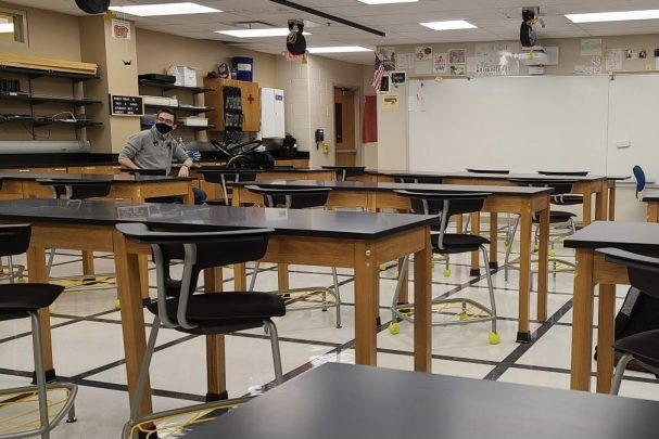 Staffing shortages cause problems for teachers, could lead to school closure