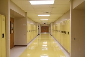 When second semester begins on Jan. 19, 1,099 students are expected to enter the Lafayette halls for in-person school.