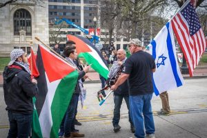 Guest Blog: Spreading awareness about Palestine necessary for change