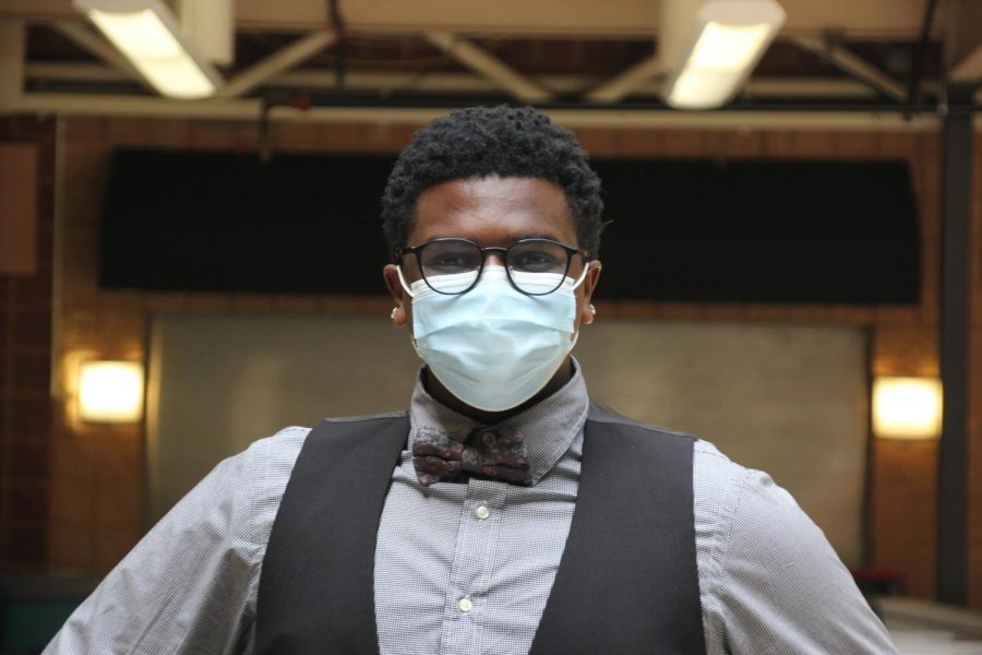 Masks will be required of course. Make sure people are socially distancing to the best of their abilities so we dont spread COVID-19 in our schools. Make sure they are wearing masks properly, not like under the nose, you know. And just making sure kids are really taking it seriously, you know, cause its not a joke, at all. This is real life. They need to take it more seriously than they are right now. Just being more mature and getting them in the right mind set, senior Zakee Branch said.