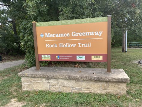 The Rock Hollow Trail is part of the Meramec Greenway, but many people know the area as the location formerly referred to as Zombie Road.