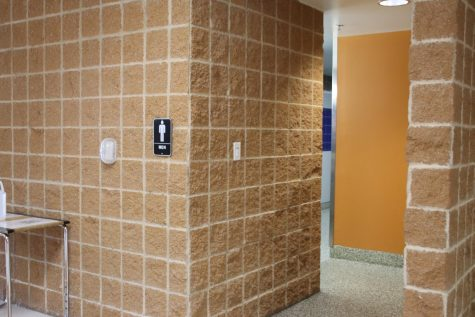 The restroom near the West Entrance has been a victim of the Devious Licks. Currently, only the mens restrooms have been effected by the vandalism and theft.