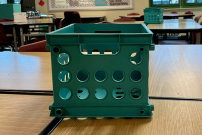 Listen In: Math teacher shares experience utilizing 'phone boxes' during class