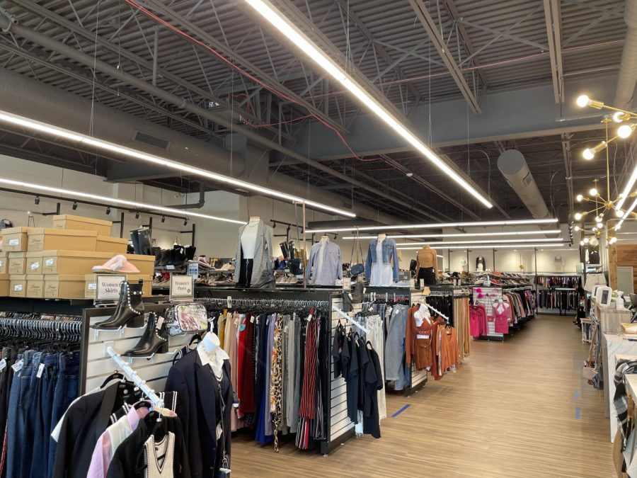 Out and About: Uptown Cheapskate provides great thrift shopping experience
