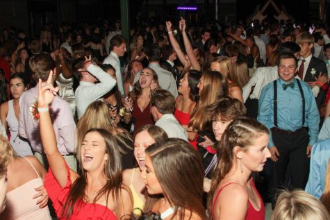 The Homecoming dance in 2019 occurred in the Commons and was themed Rock of Ages. This year, the Homecoming theme is the Lafayette Olympics.